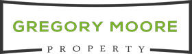Gregory Moore Property Logo