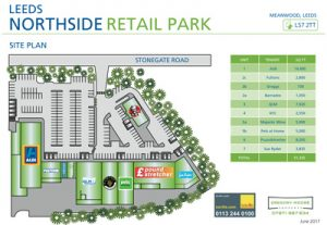 Leeds, Northside Retail Park (LS7 2TT)